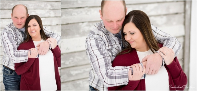 Cumberland Weddings Manchester Iowa Engagement Session