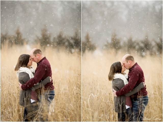 Michaela + Marty | Engagement Session | Delhi, Iowa