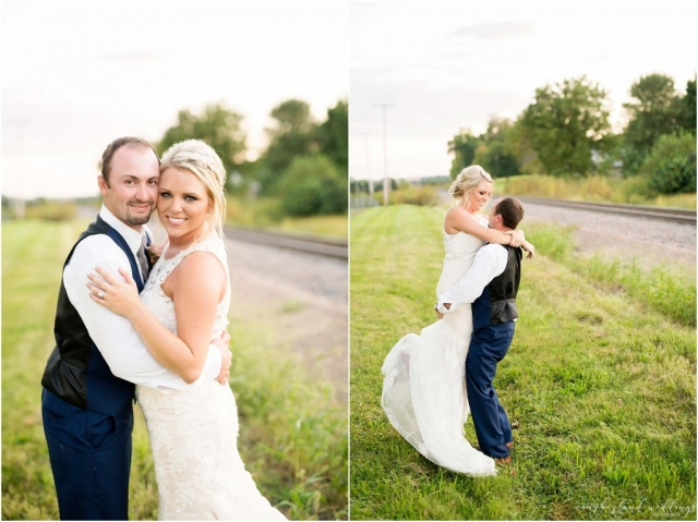 Kelsey + Tyler | Sister Hill Wedding | Manchester, Iowa » Cumberland